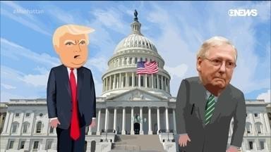 Os jogos de poder de Rússia e Estados Unidos