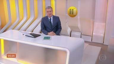 Hora 1 - Edição de terça-feira, 21/01/2020 - Os assuntos mais importantes do Brasil e do mundo, com apresentação de Roberto Kovalick.
