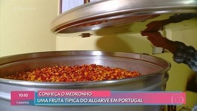 Conheça o 'Medronho' - Uma fruta típica do Algarve em Portugal