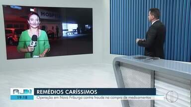 Veja íntegra do RJ2 desta quarta-feira, 22 de janeiro de 2020 - O RJ2 traz as principais notícias das cidades do interior do Rio.