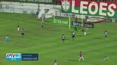 XV de Piracicaba estreia na temporada com derrota para a Portuguesa - Primeiro jogo do XV na série A-2 do Campeonato Paulista foi marcado por placar de 2 a 0 para a Lusa.