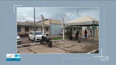 Motim deixa presos feridos em Unidade Prisional de Coroatá - A polícia teve que usar balas de borracha para conter a rebelião.