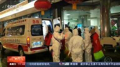 China confirma 26 mortos provocadas pelo coronavírus; são mais de 800 casos da doença - O governo chinês já isolou 13 cidades na província de Hubei, onde fica a cidade de Wuhan, a origem do surto. Ao todo, 40 milhões de pessoas estão confinadas.