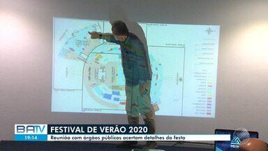 Festival de Verão 2020: faltam apenas oito dias para a festa - Confira os preparativos.