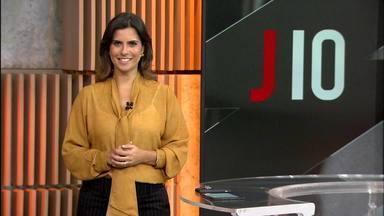 Jornal das Dez - Edição de sexta-feira, 24/01/2020