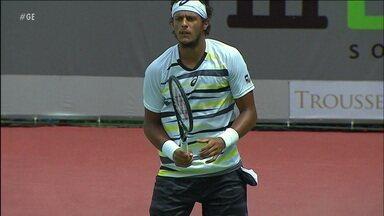 Tenista Feijão é banido do tênis por manipulação de resultados - Tenista Feijão é banido do tênis por manipulação de resultados