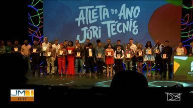 'Troféu Mirante Esporte' é realizado em São Luís - Premiação que aconteceu na noite de quinta-feira (23) no Teatro Arthur Azevedo, na capital, concedeu prêmio a 27 modalidades.