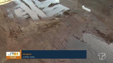 Desperdício de água causa transtornos a moradores de Santarém - Demandas são registradas em vários bairros da cidade.