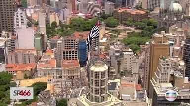 SP1 - Edição de sábado, 25/01/2020 - São Paulo completa 466 anos com muita festa. Festa no Ipiranga tem grafite e inauguração de estátua de Dom Pedro I. E mais as notícias da manhã.