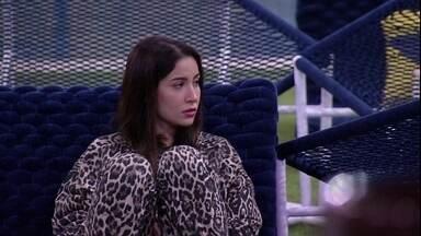 Bianca sobre a treta: 'Eu achei estranho uma coisa pequenininha me tocou muito' - Sister comenta discussão com Rafa Kalimann