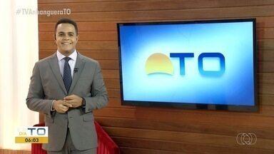 Veja as notícias que são destaque no Bom Dia Tocantins desta segunda-feira (27) - Veja as notícias que são destaque no Bom Dia Tocantins desta segunda-feira (27)