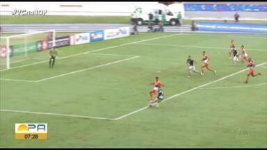 Remo 1 x 0 Carajás: clique e assista aos melhores momentos do jogo - Remo 1 x 0 Carajás: clique e assista aos melhores momentos do jogo