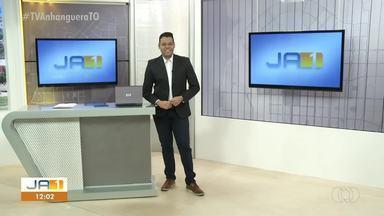 Confira os destaques do JA1 desta segunda-feira (27) - Confira os destaques do JA1 desta segunda-feira (27)