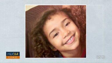 Ministério Público aponta que morte da menina Alana, de 5 anos, foi acidental - A menina de cinco anos que foi baleada dentro de casa em Jataizinho, no norte do Paraná, em maio de 2019. Ela morreu no hospital.