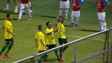 Ypiranga de Erechim comemora segunda vitória no Campeonato Gaúcho - São Luiz de Ijuí ainda não conquistou pontos na competição.