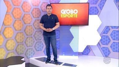 Assista o Globo Esporte MT na íntegra - 27/01/20 - Assista o Globo Esporte MT na íntegra - 27/01/20