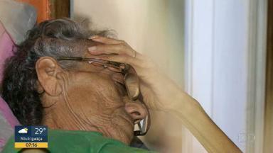 Mulher com câncer espera há 6 meses tratamento no Cardoso Fontes - O drama dos pacientes que dependem dos hospitais federais pra fazer tratamento contra o câncer: tem hospital sem oncologista, tem hospital sem radioterapia por causa de problema no ar condicionado.