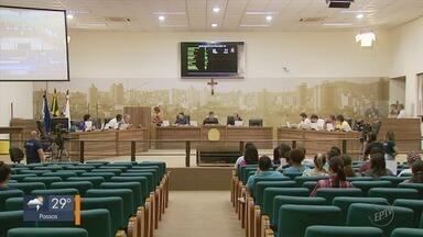 Vereadores aprovam projeto de lei que extingue sete cargos públicos em Pouso Alegre - Vereadores aprovam projeto de lei que extingue sete cargos públicos em Pouso Alegre