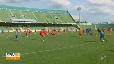 Veja os jogos dos times da região na rodada desta quinta-feira (30) do Paulistão - Inter de Piracicaba encara o Santos, na vila Belmiro, enquanto Guarani joga contra o Mirassol, na casa do adversário.