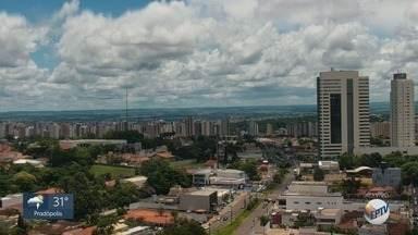 Confira a previsão do tempo para esta quinta-feira (30) na região de Ribeirão Preto - Pode chover nos próximos dias.