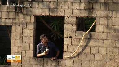 Tocantins tem mais de 500 obras paradas - Tocantins tem mais de 500 obras paradas