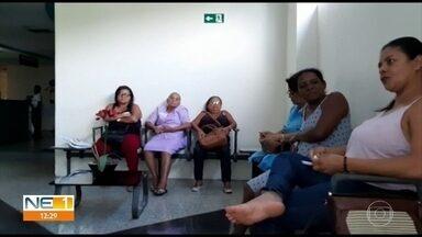 Ar-condicionado quebrado em UTI coronária do Procape causa transtornos para pacientes - A reclamação é de muito calor no Pronto-socorro Carioilógico Universitário de Pernambuco, no bairro de Santo Amaro, no Recife.