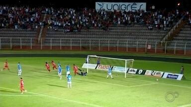 Noroeste vence o Marília, segue 100% e mantém liderança da Série A3 - Guilherme marca ainda no primeiro tempo e garante segunda vitória seguida do Norusca; MAC ainda não venceu.