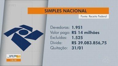 Termina amanhã o prazo para optar ou se regularizar com o Simples Nacional - No Amapá, 1,5 mil empresas foram excluídas do programa.