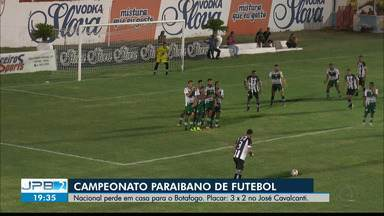 JPB2JP: Botafogo vence o Nacional. Belo monta programação para receber Léo Moura. - Saiba detalhes.