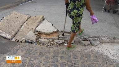 Comunidade do Castelo Branco destaca problemas do bairro - Comunidade do Castelo Branco destaca problemas do bairro.