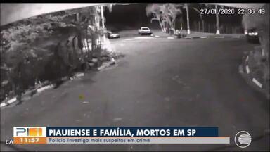 Piauiense, esposa e filho são assassinados em São Bernardo do Campo - Piauiense, esposa e filho são assassinados em São Bernardo do Campo
