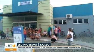 Seu Problema é Nosso: moradores reclamam de posto de saúde em Barra do Sul - Seu Problema é Nosso: moradores reclamam de posto de saúde em Barra do Sul