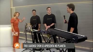 Banda caxiense se apresenta no Planeta Atlântida neste fim de semana - Syon sobe ao palco neste sábado (01), às 17h, no palco Beat.