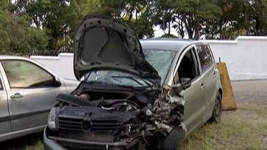 Ministério Público denuncia motorista suspeito de provocar acidente em Mogi - Caso aconteceu na Estrada das Varinhas e terminou com dois jovens mortos.