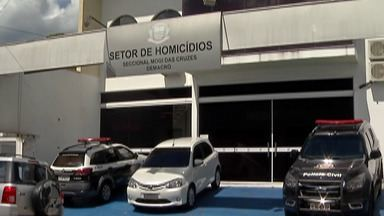 Setor de Homicídios de Mogi prende terceiro suspeito de matar homem em Itaquaquecetuba - Ele é suspeito de atirar contra a vítima, e já ostentava antecedentes por roubo e furto.