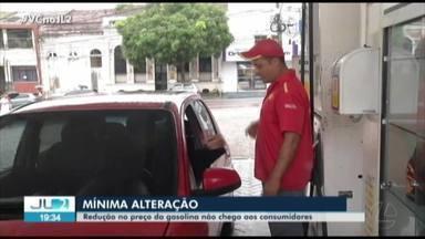 Petrobrás anuncia 3ª redução no preço da gasolina: quase 8% - Nos postos de combustível em Belém, motoristas ainda não sabem quanto e nem quando o valor vai baixar.