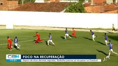 Barbalha foca na vitória após duas derrotas seguidas no Cearense - Confira mais notícias em g1.globo.com/ce