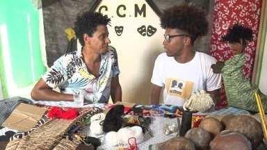 Centro Cultural Mamulengo, em São Tomé de Paripe, contribui para formação dos jovens - Centro Cultural Mamulengo, em São Tomé de Paripe, contribui para formação dos jovens