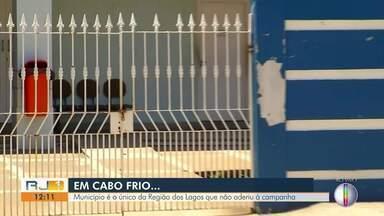 """Cabo Frio não adere ao Dia """"D"""" de vacinação contra o sarampo - Município é o único da Região dos Lagos que não aderiu à campanha."""
