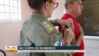 """Teresópolis e Petrópolis também participam do Dia """"D"""" contra o sarampo - Mais de 13 mil vacinas disponíveis na Cidade Imperial."""
