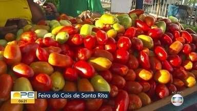 Pesquisa aponta aumento no preço da batata e do tomate - No mês de janeiro, preço da batata subiu 45,2%, segundo o Procon.