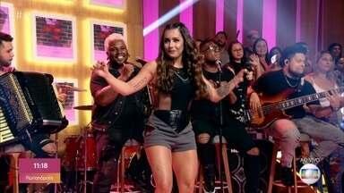 Lauana Prado canta 'Viva Voz' - Confira