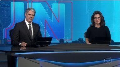 Jornal Nacional, Íntegra 05/02/2020 - As principais notícias do Brasil e do mundo, com apresentação de William Bonner e Renata Vasconcellos.