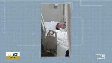 Polícia conclui inquérito sobre filha flagrada asfixiando a mãe no leito de hospital - Vídeo mostra Luciana Paula tapando o nariz da mãe que estava internada com embolia pulmonar.