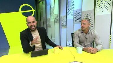 Com Lucas Gutierrez e Paulo Nunes, Segue o Jogo estreia com novo formato - Com Lucas Gutierrez e Paulo Nunes, Segue o Jogo estreia com novo formato