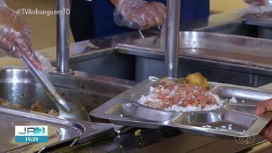 Restaurantes comunitários vão oferecer alimentação para imigrantes em Palmas - Restaurantes comunitários vão oferecer alimentação para imigrantes em Palmas