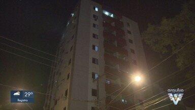 Analise de peças de elevador que caiu em Santos foi concluida - As peças foram levadas para um Núcleo de Física da Polícia Cientifica de São Paulo.