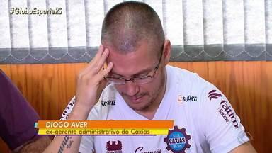 CBF demite Washington após polêmica em Caxias x Botafogo pela Copa do Brasil - Ex-jogador era diretor de desenvolvimento da entidade desde fim de novembro e foi demitido pelo telefone após exibir lance de possível pênalti para comissão técnica do time.