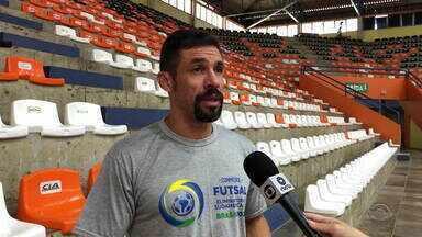 Carlos Barbosa vira capital Sul-Americana do futsal - Capital sedia eliminatórias de futsal para a Copa do Mundo.