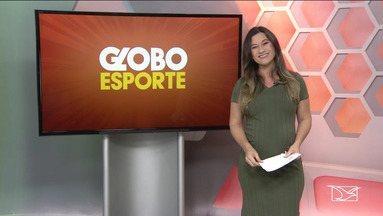 Globo Esporte MA de sexta-feira - 07/02/20, na íntegra - Veja esta edição na apresentação de Waldélia Reis.